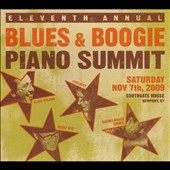 Various Artists: 11th Annual Blues & Boogie Piano Summit