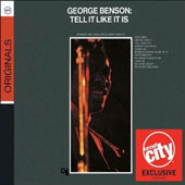 George Benson (Guitar): Tell It Like It Is [Circuit City Exclusive]