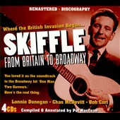 Various Artists: Skiffle: From Britain To Broadway [Box]