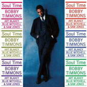 Bobby Timmons: Soul Time