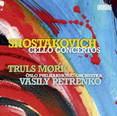Shostakovich: Cello Concertos nos 1 & 2 / Truls Mork, cello