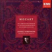 Mozart: Complete Piano Concertos / Barenboim, English CO