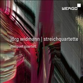 Jörg Widmann (b.1973): Quartets for Strings / Minguet Quartett