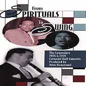 Various Artists: From Spirituals to Swing: The Legendary 1938 & 1939 Carnegie Hall Concerts [Box]