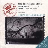 Haydn: Lord Nelson Mass / Willcocks, King's College Choir