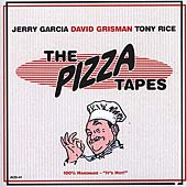 Jerry Garcia & David Grisman: The Pizza Tapes