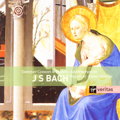 Bach: Magnificat, etc / Parrott, Tavener Consort & Players