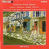 20th Century - Music for Wind Quintet