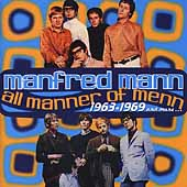 Manfred Mann (Group): All Manner of Menn: 1963-1969