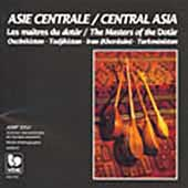 Various Artists: Masters of Dotar Central Asia