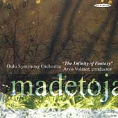 Madetoja: Orchestral Works Vol 3 / Arvo Volmer, Oulu SO