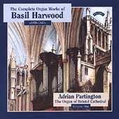 Harwood: Complete Organ Works Vol 1 / Adrian Partington