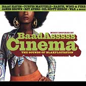 Various Artists: Baadasss Cinema