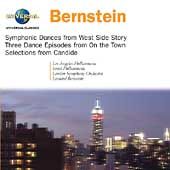 Bernstein: Symphonic Dances from West Side Story, etc