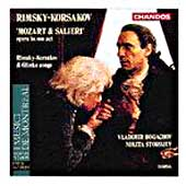 Rimsky-Korsakov: Mozart & Salieri / Bogachov, Storojev