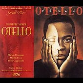 Grand Tier - Verdi: Otello / Kleiber, Domingo, Freni, et al