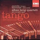 Tango Sensations / Alban Berg Quartet