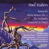 Ruders: Fairytale, De profundis, etc / Solyom, Ad&#232;s, et al