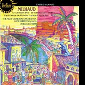 Milhaud: Le Carnaval d'Aix, etc / Ronald Corp