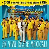 Germán Lizárraga: En Vivo Desde Mexicali [CD & DVD]