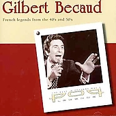 Gilbert B&#233;caud: Pop Legends
