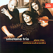 Smetana, Suk, Nov&#225;k: Piano Trios / Smetana Trio
