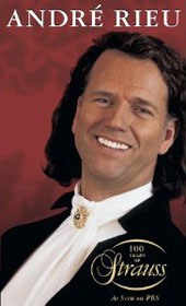 Andre Rieu / 100 Years Of Strauss / [DVD]