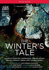 Joby Talbot: The Winter's Tale / Lauren Cuthbertson, Steven McRae, Edward Watson, Sarah Lamb (dancers). Royal Opera, David Briskin [DVD]