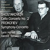 Shostakovich: Cello Concerto no 2;  et al / Schwarz, et al
