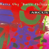 Barry Guy: Arcus