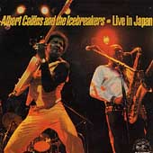 Albert Collins: Live in Japan