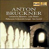 Bruckner: Latin Motets / Zanotelli, et al