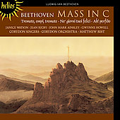 Beethoven: Mass in C, Tremate, etc / Best, Watson, et al