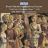 Medieval Italian Dances Vol 2 / Felicetti, Anima Mundi