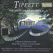 Tippett: The Midsummer Marriage / Davis, Herincx, et al