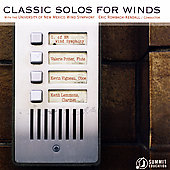 Classic Solos for Winds / Rombach-Kendall, et al