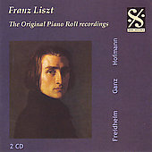 The Original Piano Roll Recordings - Liszt / Cortot, et al