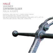 Wagner: The Flying Dutchman Overture, etc / Hallé