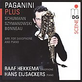 SCENE  Paganini Plus / Raaf Hekkema, Hans Eijsackers
