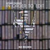 Various Artists: Optimo Presents: In Order to Edit