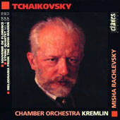 Tchaikovsky: Souvenir de Florence; String Quartet No. 3; Melodrama from The Snow Maiden / Kremlin CO, Rachlevsky