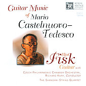 Guitar Music of Mario Castelnuovo-Tedesco