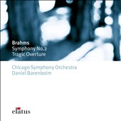Brahms: Symphony No. 2; Tragic Overture