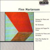 Finn Mortensen: Fantasy; Per Orchestra; Fantasy and Fugue; Etc.