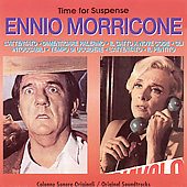 Ennio Morricone (Composer/Conductor): Ennio Morricone: Time for Suspense (Original Soundtracks)