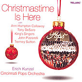 Cincinnati Pops Orchestra/Erich Kunzel (Conductor): Christmastime Is Here