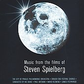 City of Prague Philharmonic Orchestra: Music from the Films of Steven Spielberg