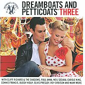 Various Artists: Dreamboats and Petticoats, Vol. 3