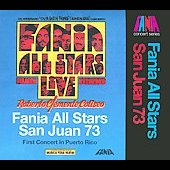 Fania All-Stars: San Juan 73 [Digipak]