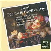 Handel: Ode for St. Cecilias Day
